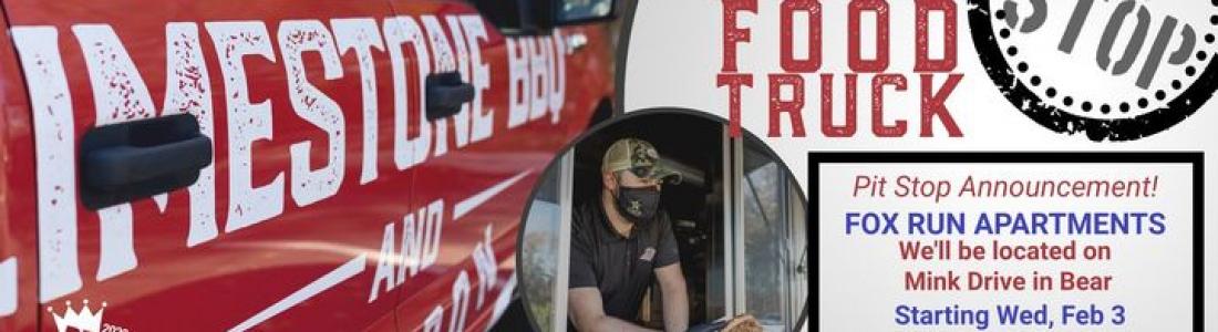 LBB Pit Stop – Fox Run Neighborhood Food Truck Night