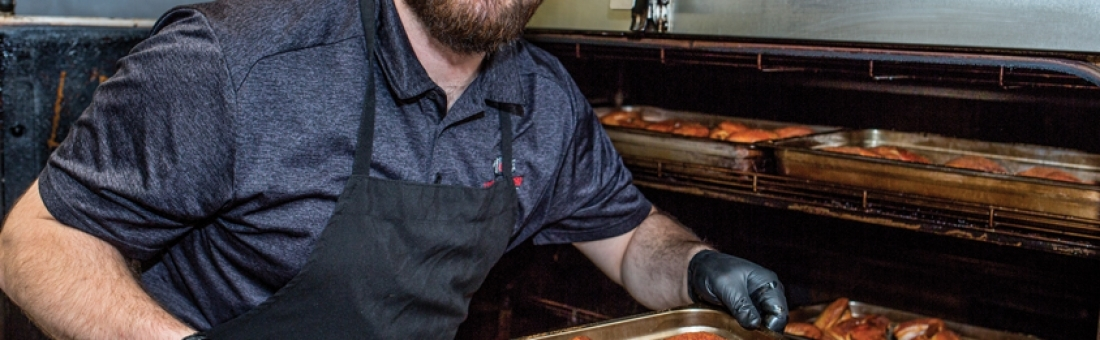 In My Kitchen: Entering the pit with Nick Wallace of Limestone BBQ + Bourbon